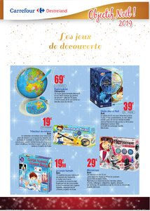Catalogue Carrefour Guadeloupe Noël 2019 page 19