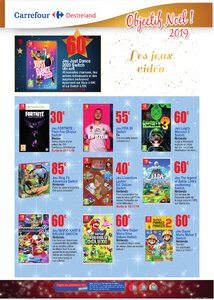 Catalogue Carrefour Guadeloupe Noël 2019 page 25
