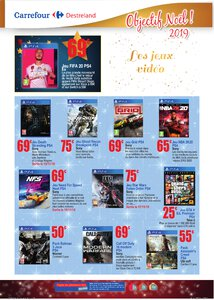 Catalogue Carrefour Guadeloupe Noël 2019 page 27