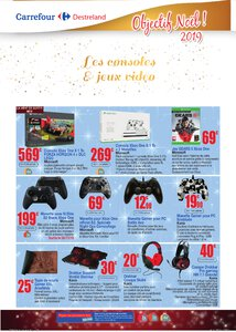 Catalogue Carrefour Guadeloupe Noël 2019 page 28