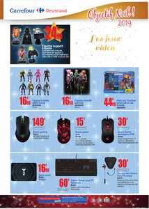 Catalogue Carrefour Guadeloupe Noël 2019 page 29