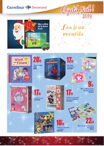 Catalogue Carrefour Guadeloupe Noël 2019 page 31