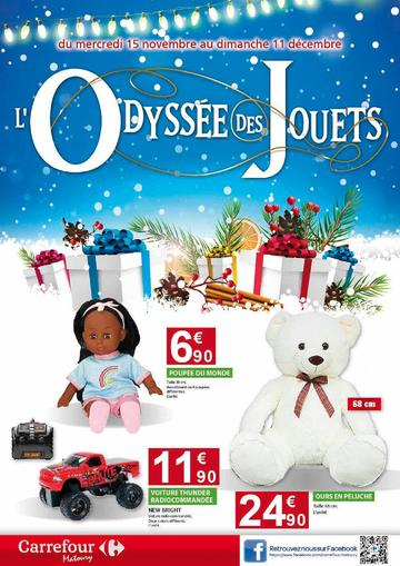 Catalogue Carrefour Guyane Noël 2016