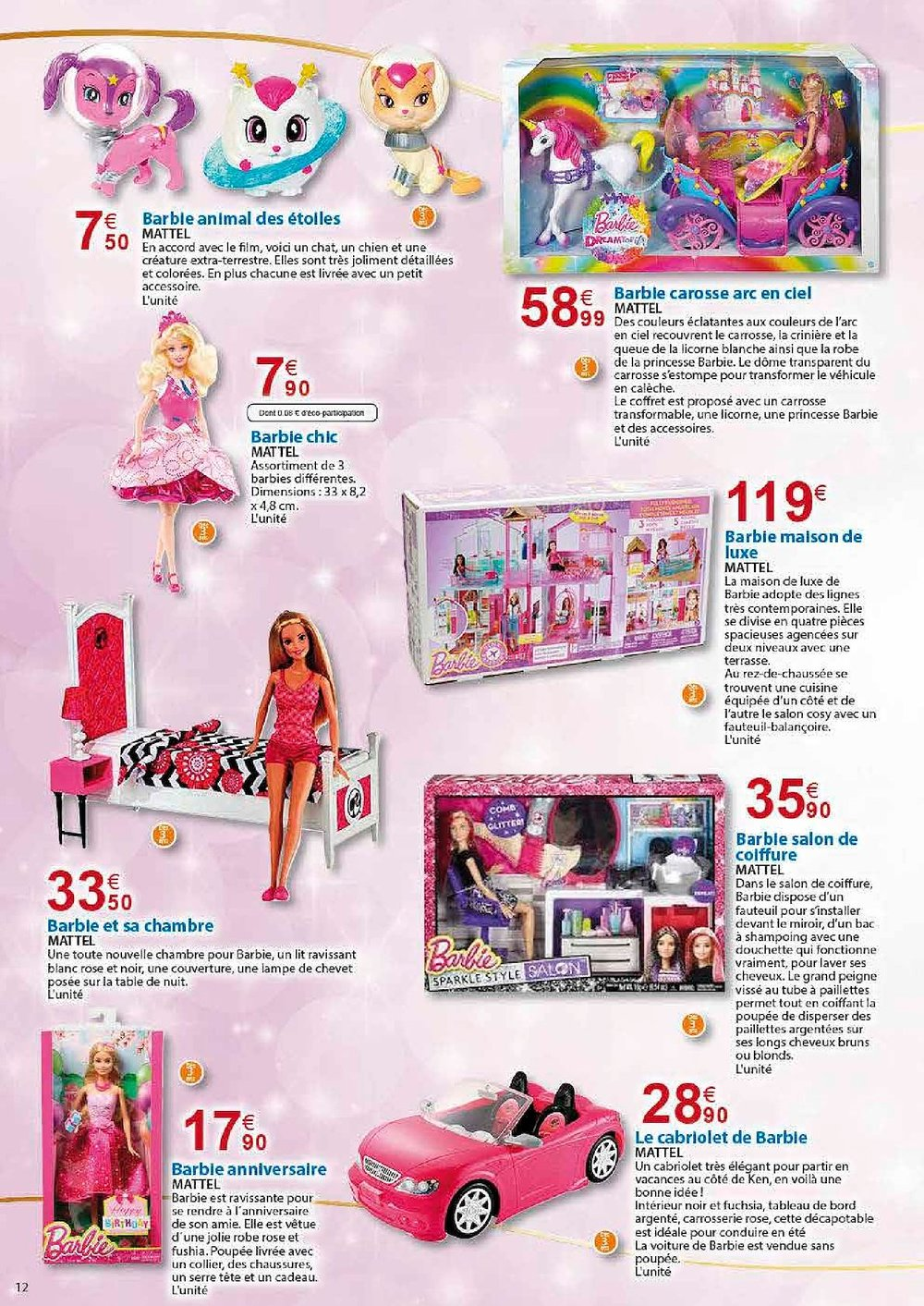 catalogue carrefour guyane no l 2016 catalogue de jouets. Black Bedroom Furniture Sets. Home Design Ideas