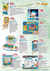 Catalogue Carrefour Guyane Noël 2016 page 7