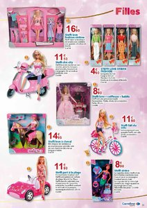 Catalogue Carrefour Guyane Noël 2016 page 11