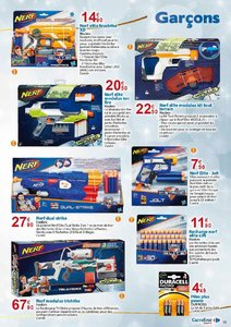 Catalogue Carrefour Guyane Noël 2016 page 19
