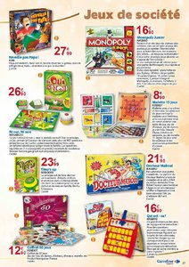 Catalogue Carrefour Guyane Noël 2016 page 27