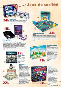 Catalogue Carrefour Guyane Noël 2016 page 29