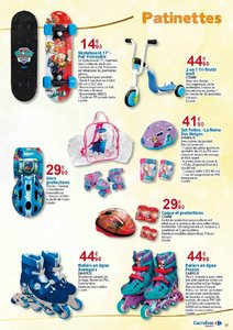 Catalogue Carrefour Guyane Noël 2016 page 31