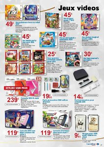 Catalogue Carrefour Guyane Noël 2016 page 37