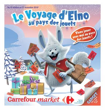 Catalogue Carrefour Market Noël 2016