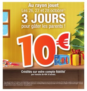 Catalogue Carrefour Market Noël 2018 page 12