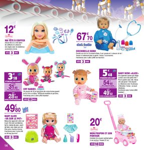 Catalogue Carrefour Market Noël 2018 page 14