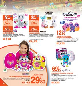 Catalogue Carrefour Market Noël 2018 page 20