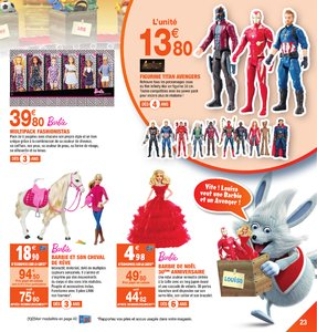 Catalogue Carrefour Market Noël 2018 page 23