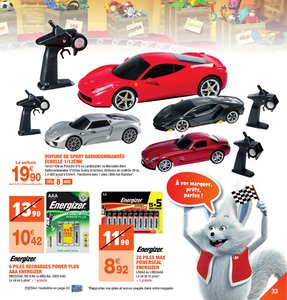 Catalogue Carrefour Market Noël 2018 page 33
