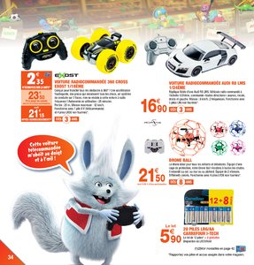 Catalogue Carrefour Market Noël 2018 page 34