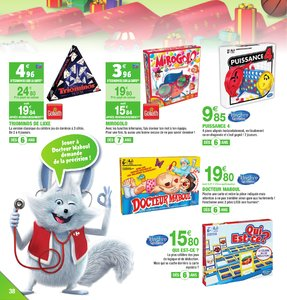 Catalogue Carrefour Market Noël 2018 page 38
