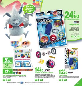 Catalogue Carrefour Market Noël 2018 page 41
