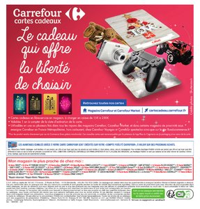 Catalogue Carrefour Market Noël 2018 page 42