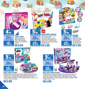 Catalogue Carrefour Market Noël 2018 page 44