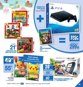 Catalogue Carrefour Market Noël 2018 page 49