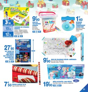 Catalogue Carrefour Market Noël 2018 page 51