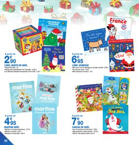 Catalogue Carrefour Market Noël 2018 page 52