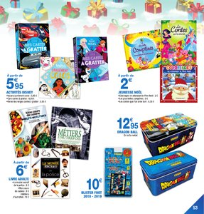 Catalogue Carrefour Market Noël 2018 page 53