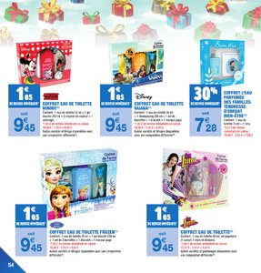 Catalogue Carrefour Market Noël 2018 page 54