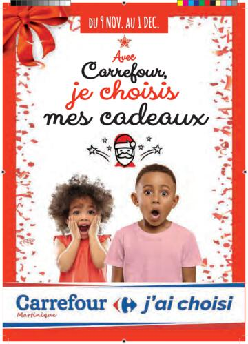 Catalogue Carrefour Martinique Noël 2019