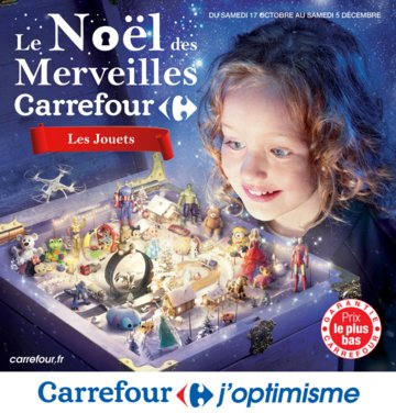 Catalogue Carrefour Noël 2015