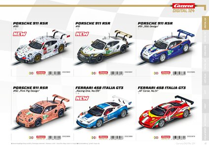 Catalogue Carrera Toys 2020 page 13