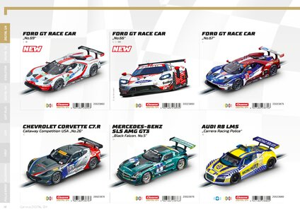 Catalogue Carrera Toys 2020 page 14