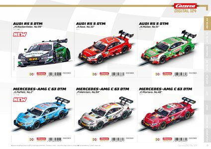Catalogue Carrera Toys 2020 page 15