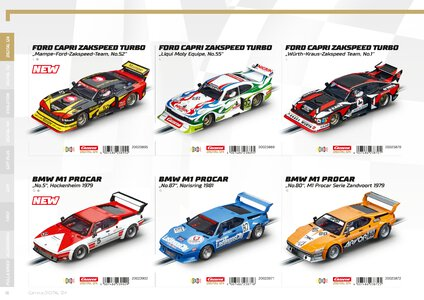 Catalogue Carrera Toys 2020 page 16