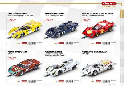 Catalogue Carrera Toys 2020 page 17