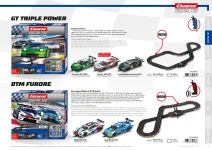 Catalogue Carrera Toys 2020 page 21