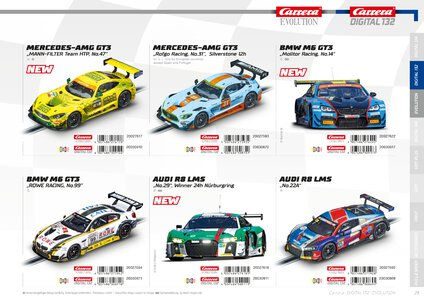 Catalogue Carrera Toys 2020 page 29