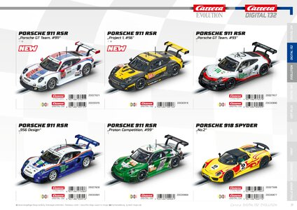 Catalogue Carrera Toys 2020 page 31