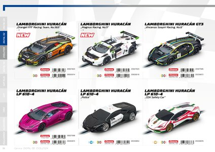 Catalogue Carrera Toys 2020 page 34