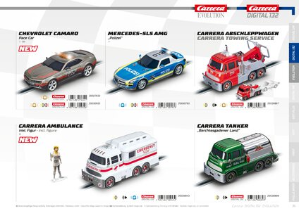 Catalogue Carrera Toys 2020 page 35