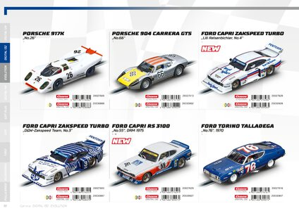 Catalogue Carrera Toys 2020 page 38
