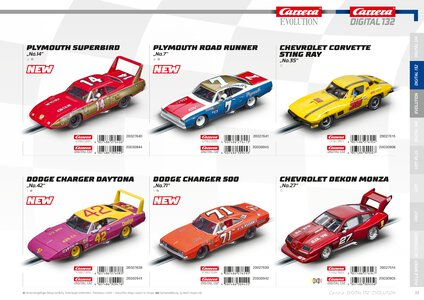 Catalogue Carrera Toys 2020 page 39