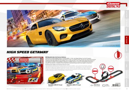 Catalogue Carrera Toys 2020 page 43