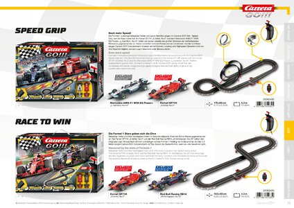 Catalogue Carrera Toys 2020 page 55