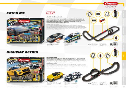 Catalogue Carrera Toys 2020 page 59