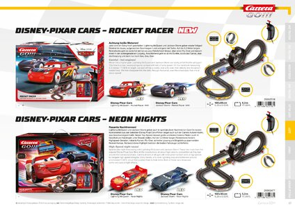 Catalogue Carrera Toys 2020 page 61