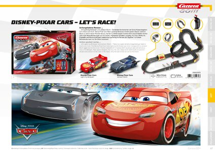 Catalogue Carrera Toys 2020 page 63